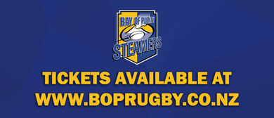 Mitre 10 Cup - Bay of Plenty Steamers v Waikato