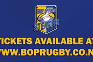 Mitre 10 Cup - Bay of Plenty Steamers v Wellington