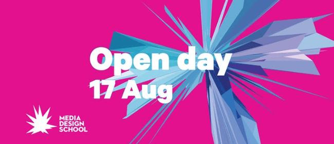 Media Design School Open Day