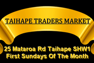 Taihape Traders Market: CANCELLED