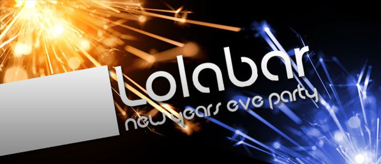 Lolabar New Years Eve Party