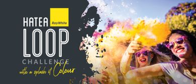 Ray White Hatea Loop Challenge – With a Splash of Colour