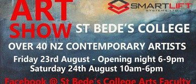 St Bede's College's Inaugural Art Show