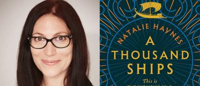 Natalie Haynes: Troy Story