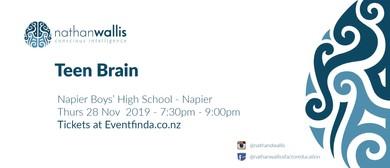 Teen Brain - Napier