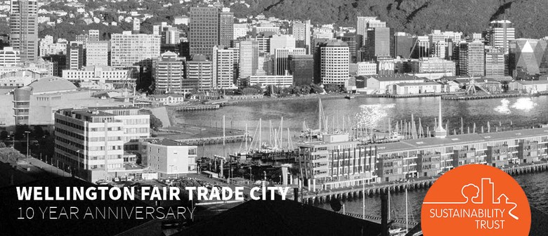 Celebrate 10 Years of Being a Fair Trade City
