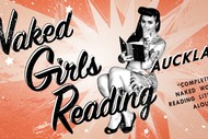 Image for event: Naked Girls Reading (Auckland) - The Occult Edition: CANCELLED