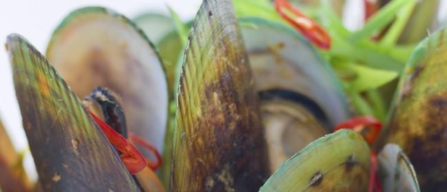 Coastal Spain Seafood Tapas