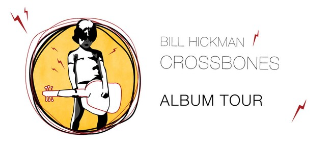 Bill Hickman - Crossbones Tour