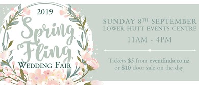 Spring Fling Lower Hutt Wedding Fair