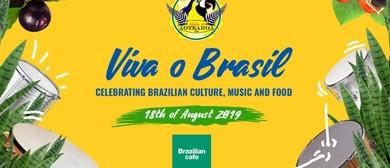 Brazilian Drums Workshop