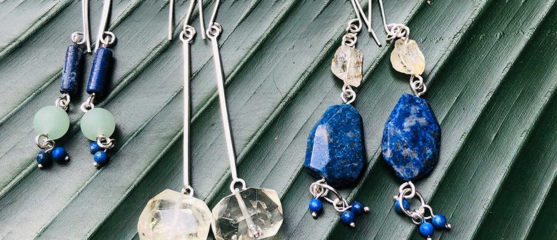 Sterling Silver & Gemstone Jewellery Workshop with Tania