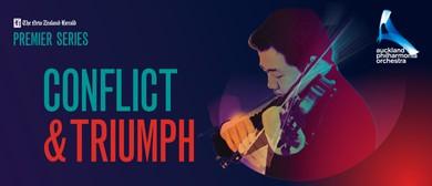 NZ Herald Premier Series: Conflict & Triumph