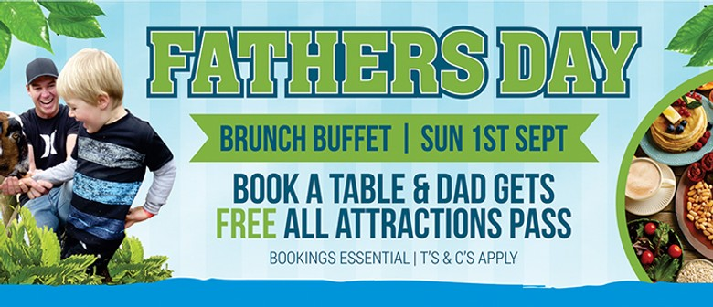 Special Father's Day Brunch Buffet