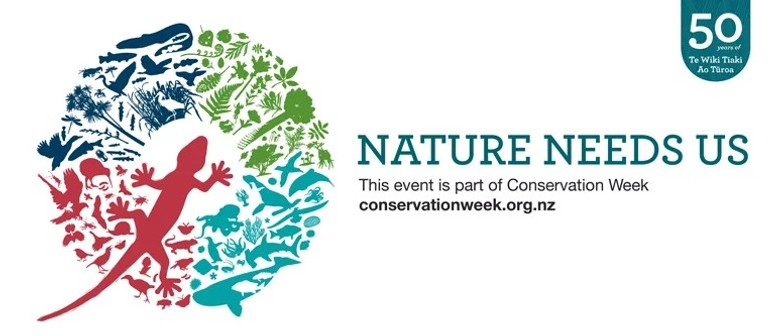 Conservation Week Planting Day – Yellow-Eyed Penguin Trust