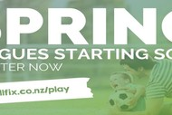 Image for event: Spring 7 A Side Soccer - Football Leagues