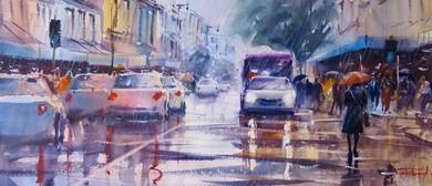 Jacky Pearson - Watercolours