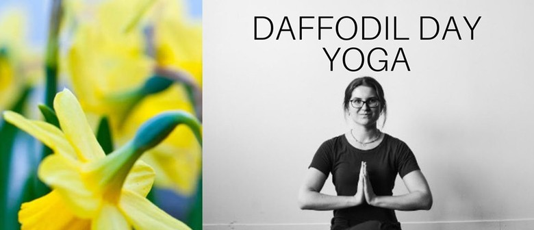 Daffodil Day Vinyasa Flow