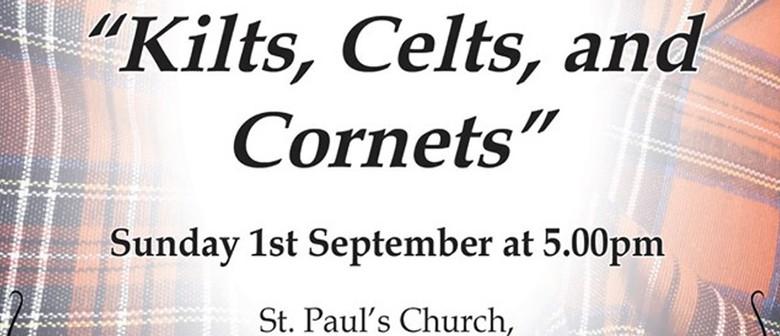 Choir Concert - Kilts, Celts and Cornets