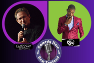 Image for event: International Comedy Night