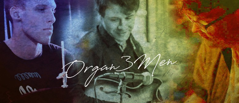 Organ3Men - Funk Trio