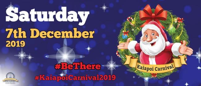 Kaiapoi Christmas Carnival and Santa Parade