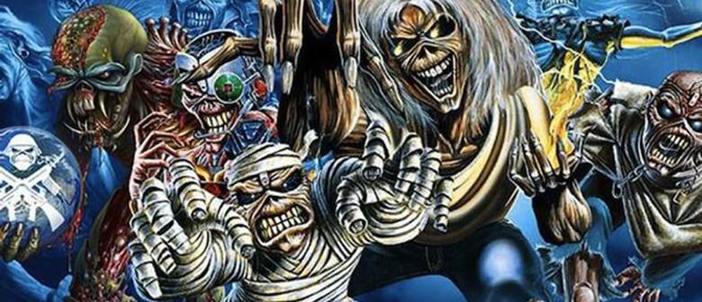 Public Enema Number One - Iron Maiden Tribute