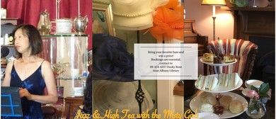 Jazz & High Tea With the Misty Girls Vol. 5