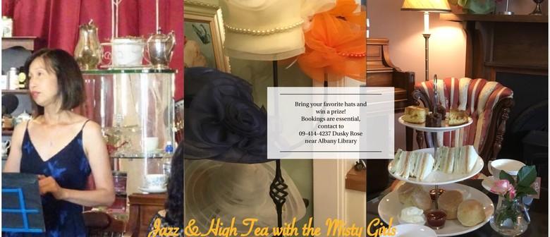 Jazz & High Tea With the Misty Girls Vol. 5
