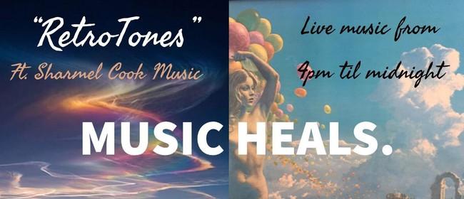 RetroTones feat. Sharmel Cook Music