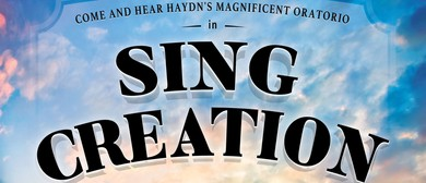 Sing Creation
