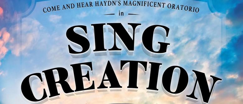 Sing Creation