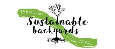 Taranaki Sustainable Backyards Trail 2019