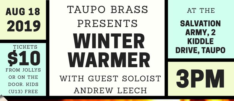 Taupo Brass presents Winter Warmer