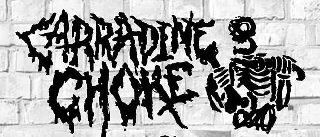 Carradine Choke Album Fundraiser