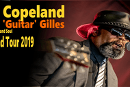 Image for event: Greg Copeland and Steve 'Guitar' Gilles acoustic Blues duo