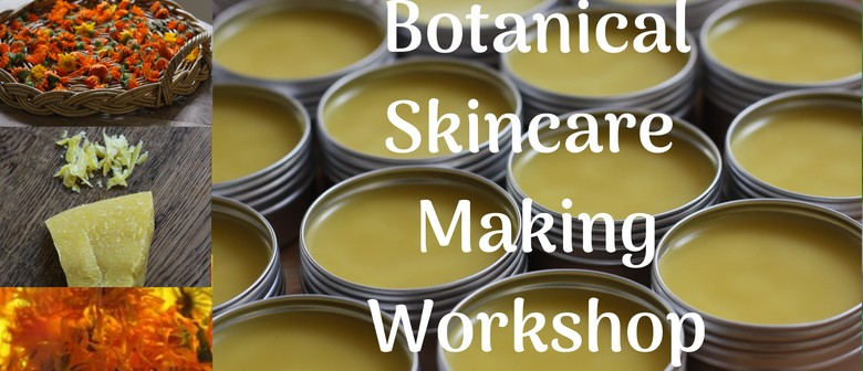 Botanical Skincare Making Workshop