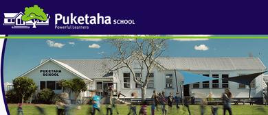 Puketaha School Spring Fair