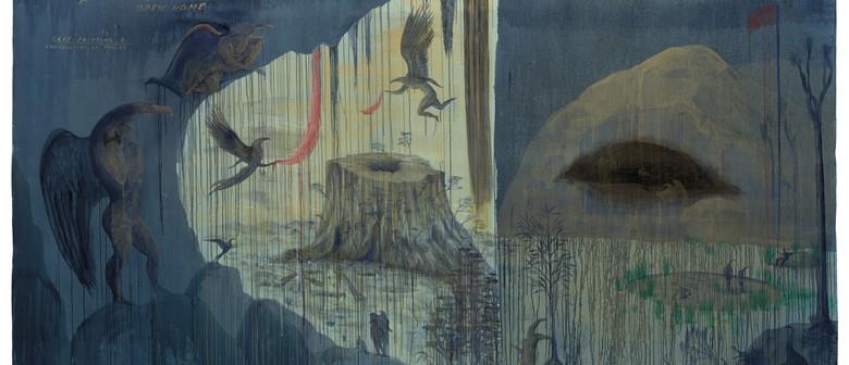 Floortalk: Laurence Aberhart on Bill Hammond