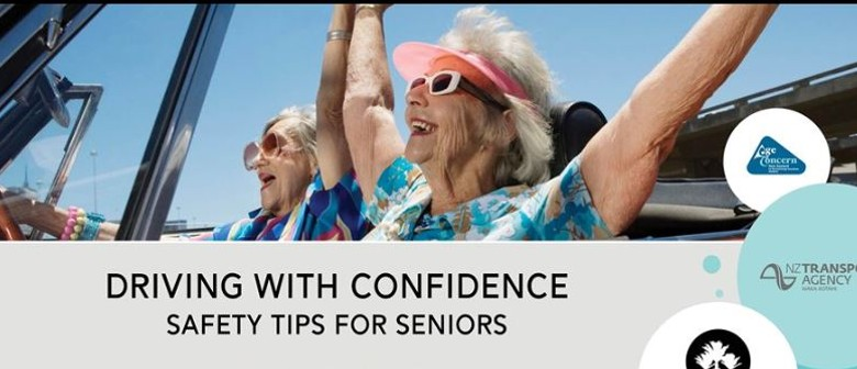 Driving With Confidence - Saftey Tips for Seniors