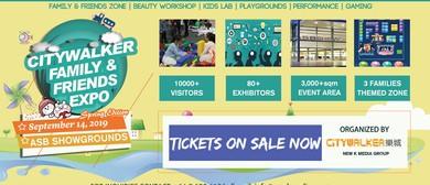 Citywalker 2019 Family & Friends Expo