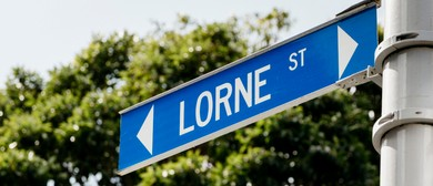 Lighting up Lorne