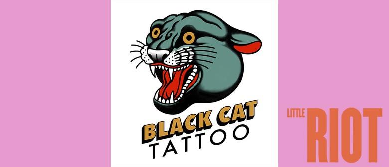 Little Riot Tattoo Flash Day + Markets