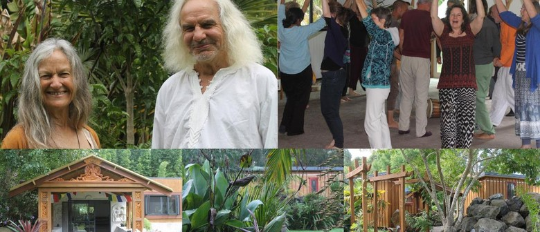 Radiance of Being Weekend Retreat With Prem and Amrita: