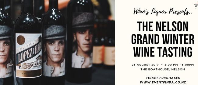 Nelson Grand Winter Wine Tasting