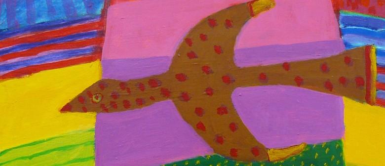 Meanderings: Paintings By Barry Clarke
