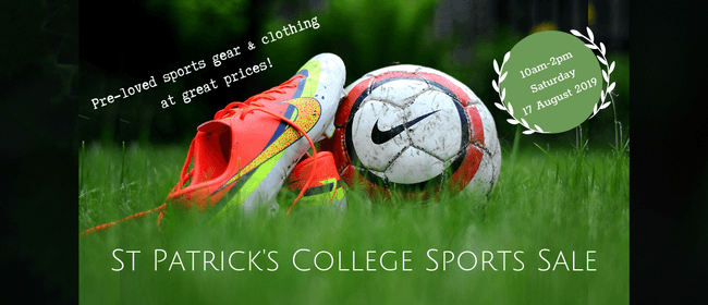 St Patrick's College Sports Sale