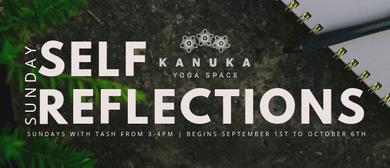 Sunday Self-Reflections - Five Week Series