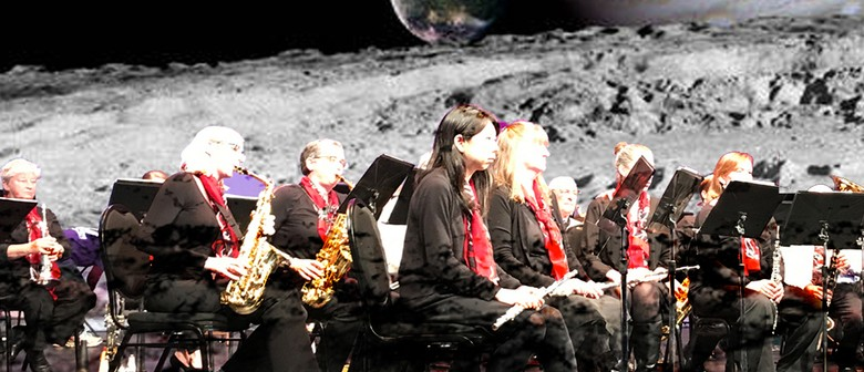 North Shore Concert Band Presents Frontiers Past and Future