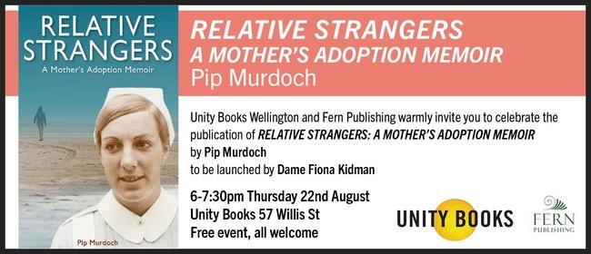 Book Launch - Relative Strangers: A Mother's Adoption Memoir